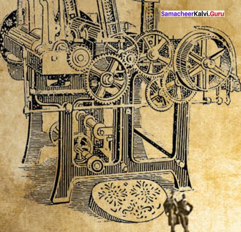 The Secret Of The Machines Samacheer Kalvi Class 10