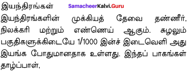10th Poem The Secret Of Machines Samacheer Kalvi