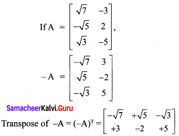 Samacheer Kalvi 10th Maths Exercise 3.16