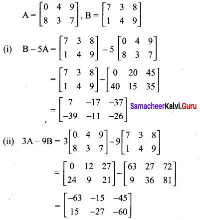 Exercise 3.17 Samacheer Kalvi
