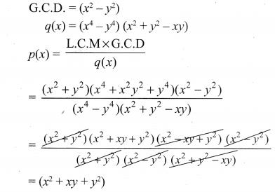 10th Maths Algebra Exercise 3.3 Samacheer Kalvi