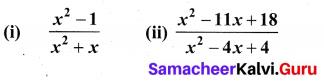 Ex 3.4 Class 10 Samacheer