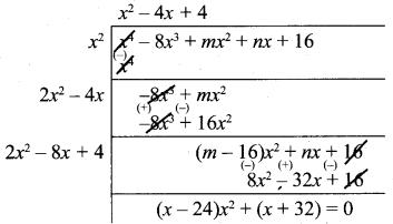 Exercise 3.8 Class 10 Algebra Samacheer