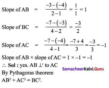 10th Maths Exercise 5.2 Samacheer Kalvi