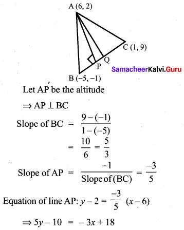 Maths Chapter 5 Class 10 Exercise 5.3 Samacheer Kalvi