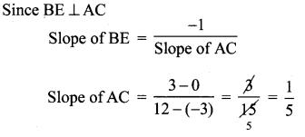 Samacheer Kalvi 10th Maths Chapter 5 Coordinate Geometry Ex 5.4 12