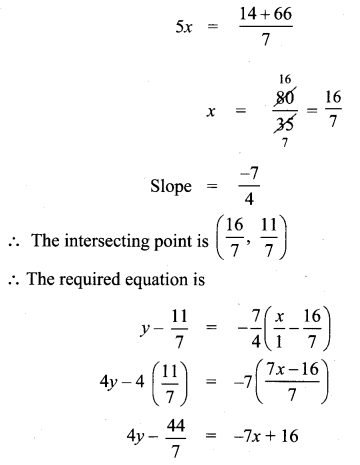 Samacheer Kalvi 10th Maths Chapter 5 Coordinate Geometry Ex 5.4 20