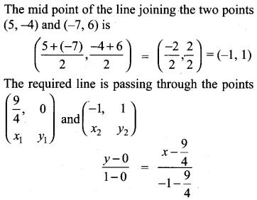 Samacheer Kalvi 10th Maths Chapter 5 Coordinate Geometry Ex 5.4 26