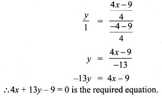 Samacheer Kalvi 10th Maths Chapter 5 Coordinate Geometry Ex 5.4 27