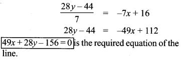 Samacheer Kalvi 10th Maths Chapter 5 Coordinate Geometry Ex 5.4 70