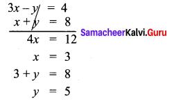 Samacheer Kalvi 10th Maths Chapter 5 Coordinate Geometry Ex 5.5 5