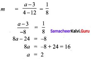 Samacheer Kalvi 10th Maths Chapter 5 Coordinate Geometry Ex 5.5 6
