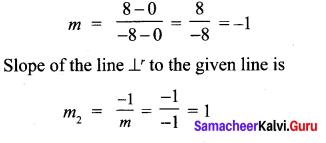 Samacheer Kalvi 10th Maths Chapter 5 Coordinate Geometry Ex 5.5 7