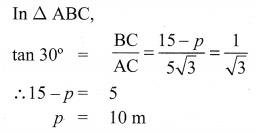 6.2 Class 10 Samacheer Kalvi Trigonometry