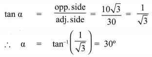 Ex 6.2 Class 10 Samacheer Trigonometry