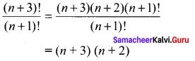 Samacheer Kalvi 11th Maths Solutions Chapter 4 Combinatorics and Mathematical Induction Ex 4.1 31