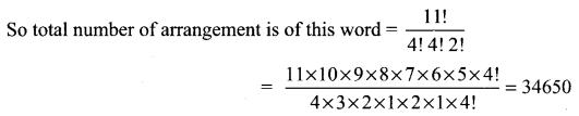 Samacheer Kalvi 11th Maths Solutions Chapter 4 Combinatorics and Mathematical Induction Ex 4.2 25
