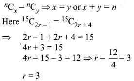Samacheer Kalvi 11th Maths Solutions Chapter 4 Combinatorics and Mathematical Induction Ex 4.3 2
