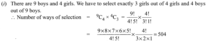 Samacheer Kalvi 11th Maths Solutions Chapter 4 Combinatorics and Mathematical Induction Ex 4.3 80
