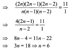 Samacheer Kalvi 11th Maths Solutions Chapter 4 Combinatorics and Mathematical Induction Ex 4.3 88