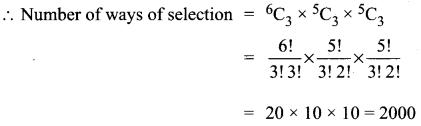 Samacheer Kalvi 11th Maths Solutions Chapter 4 Combinatorics and Mathematical Induction Ex 4.3 89
