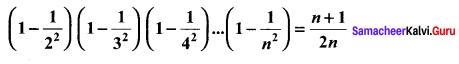 Samacheer Kalvi 11th Maths Solutions Chapter 4 Combinatorics and Mathematical Induction Ex 4.4 10