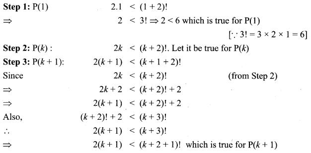 Samacheer Kalvi 11th Maths Solutions Chapter 4 Combinatorics and Mathematical Induction Ex 4.4 566