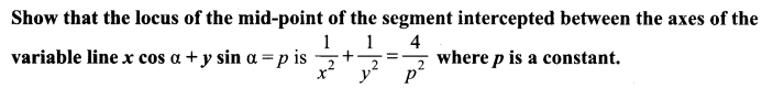 Samacheer Kalvi 11th Maths Solutions Chapter 6 Two Dimensional Analytical Geometry Ex 6.1 87