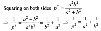 Samacheer Kalvi 11th Maths Solutions Chapter 6 Two Dimensional Analytical Geometry Ex 6.2 7