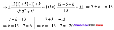 Samacheer Kalvi 11th Maths Solutions Chapter 6 Two Dimensional Analytical Geometry Ex 6.3 85
