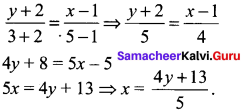 Samacheer Kalvi 11th Maths Solutions Chapter 6 Two Dimensional Analytical Geometry Ex 6.3 95