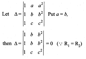 Samacheer Kalvi 11th Maths Solutions Chapter 7 Matrices and Determinants Ex 7.3 21