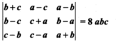 Samacheer Kalvi 11th Maths Solutions Chapter 7 Matrices and Determinants Ex 7.3 3