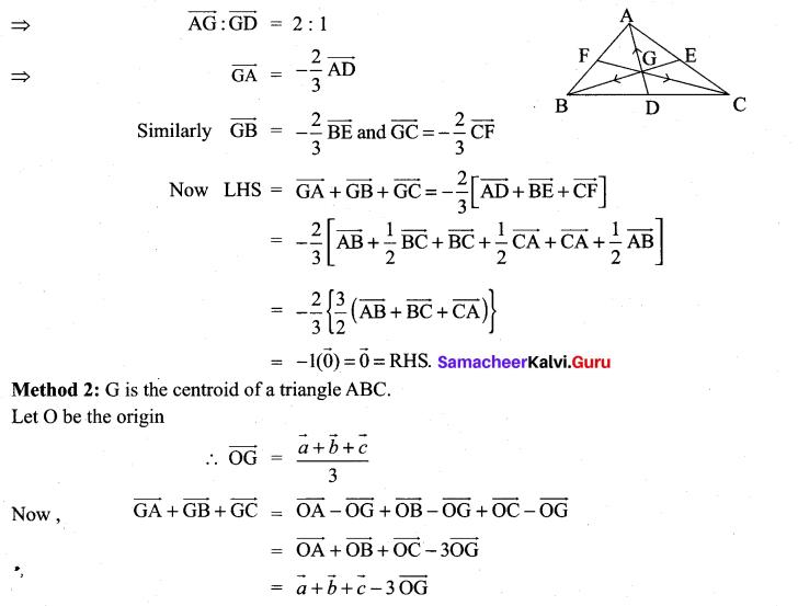 Samacheer Kalvi 11th Maths Solutions Chapter 8 Vector Algebra - I Ex 8.1 14