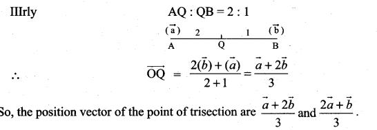 Samacheer Kalvi 11th Maths Solutions Chapter 8 Vector Algebra - I Ex 8.1 5
