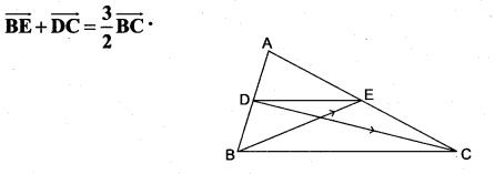 Samacheer Kalvi 11th Maths Solutions Chapter 8 Vector Algebra - I Ex 8.1 6