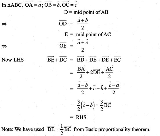 Samacheer Kalvi 11th Maths Solutions Chapter 8 Vector Algebra - I Ex 8.1 7