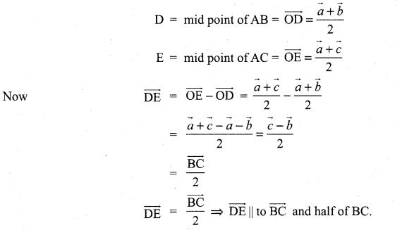 Samacheer Kalvi 11th Maths Solutions Chapter 8 Vector Algebra - I Ex 8.1 9
