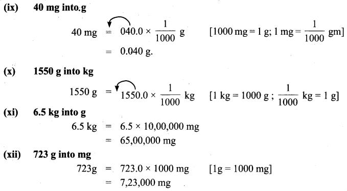 Samacheer Kalvi 6th Maths Solutions Term 2 Chapter 2 Measurements Intext Questions 28 Q1.2