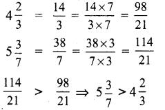 Samacheer Kalvi 6th Maths Solutions Term 3 Chapter 1 Fractions Additional Questions 8