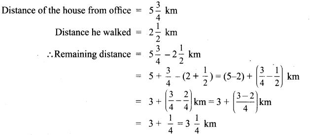 Samacheer Kalvi 6th Maths Solutions Term 3 Chapter 1 Fractions Ex 1.2 2