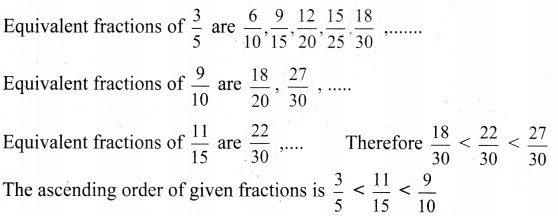Samacheer Kalvi 6th Maths Solutions Term 3 Chapter 1 Fractions Intext Questions 14