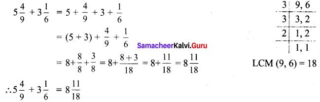 Samacheer Kalvi 6th Maths Solutions Term 3 Chapter 1 Fractions Intext Questions 26