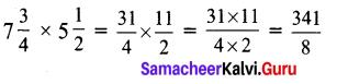 Samacheer Kalvi 6th Maths Solutions Term 3 Chapter 1 Fractions Intext Questions 32