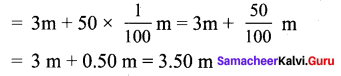 Samacheer Kalvi 6th Maths Solutions Term 3 Chapter 3 Perimeter and Area Additional Questions 3