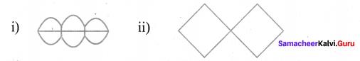 Samacheer Kalvi 6th Maths Solutions Term 3 Chapter 4 Geometry Ex 4.3 1