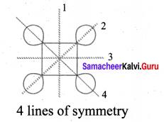 Samacheer Kalvi 6th Maths Solutions Term 3 Chapter 4 Geometry Ex 4.3 12