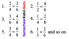 Samacheer Kalvi 6th Maths Term 1 Chapter 3 Ratio and Proportion Intext Questions 70 Q2