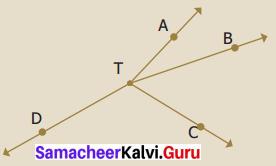 Samacheer Kalvi 6th Maths Term 1 Chapter 4 Geometry Intext Questions 85 Q1