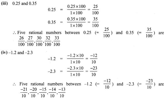 8std Maths Guide Samacheer Kalvi Term 1 Chapter 1 Rational Numbers Ex 1.1 2